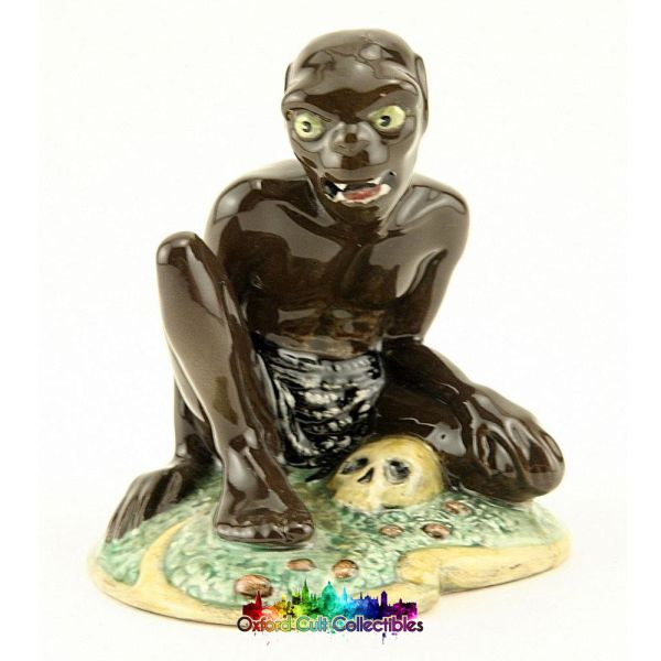 Lord Of The Rings Royal Doulton Gollum Figurine