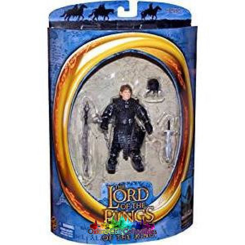 Lord Of The Rings Sam In Orc Disguise Rotk Action Figure