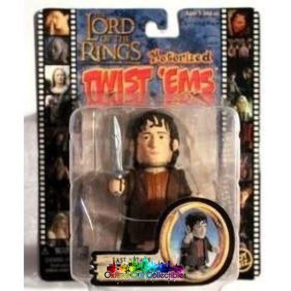 Lord Of The Rings Twist Ems Set 6 Motorized Walking Figures