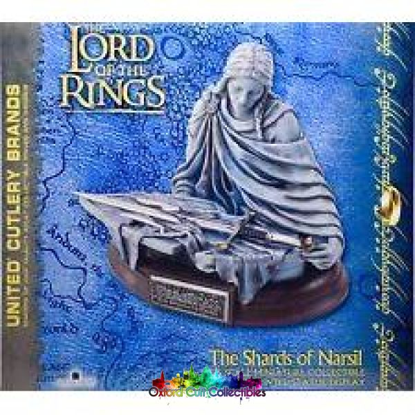 Lord Of The Rings United Cutlery Shards Narsil Prop Replica