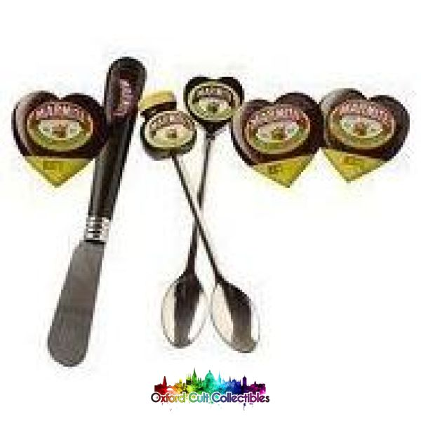 Marmite (Love It Or Hate It) Collectible Cutlery Set