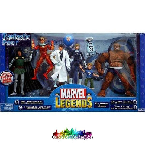 Marvel Legends Fantastic Four Box Set