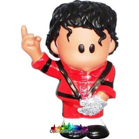 Michael Jackson Weenicons Collectible Figurine