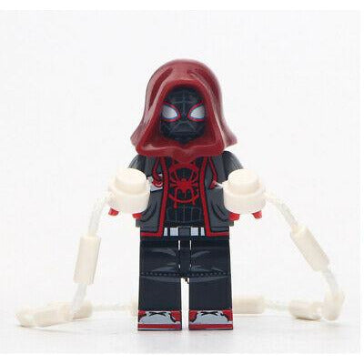 Building Blocks 'Spider-Man Miles Morales' minifigure