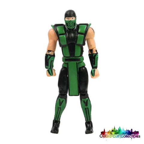 Mortal Kombat Reptile Action Figure