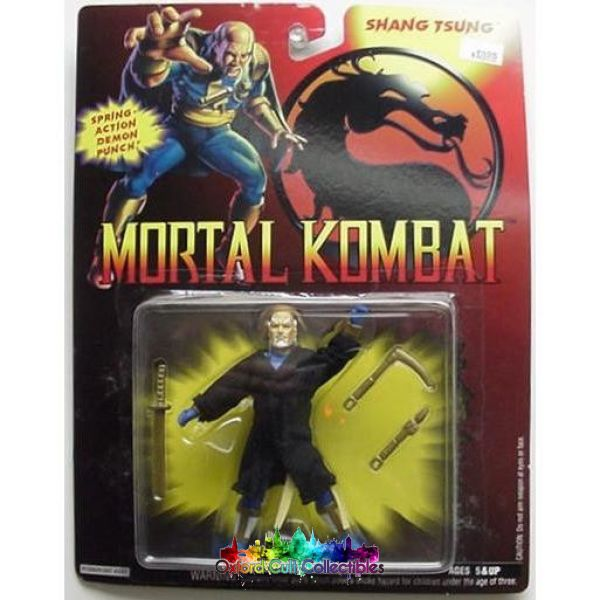 Mortal Kombat Shang Tsung Action Figure