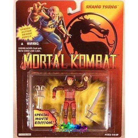 Mortal Kombat Special Movie Edition Shang Tsung Action Figure