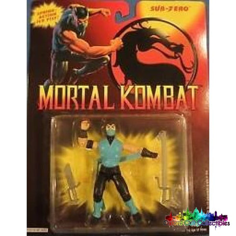 Mortal Kombat Sub Zero Action Figure