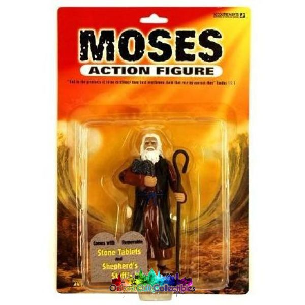Moses Action Figure Figures