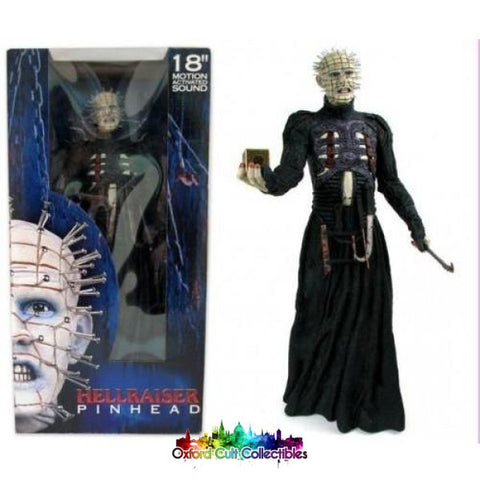 Motion Activated 18 Pinhead Figure With Sound