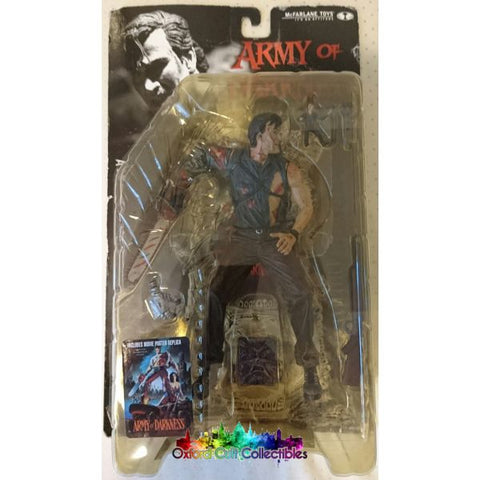 Movie Maniacs Army Of Darkness Ash Action Figure