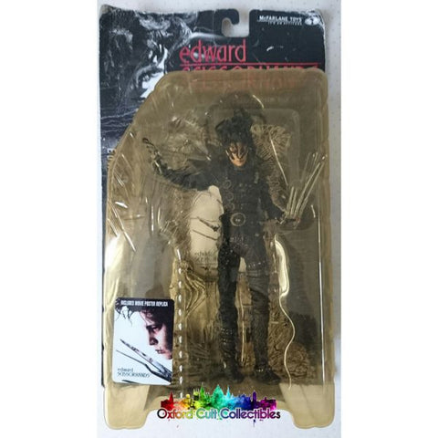 Movie Maniacs Edward Scissorhands Action Figure