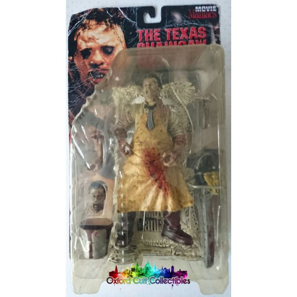 Movie Maniacs The Texas Chainsaw Massacre Leatherface Action Figure
