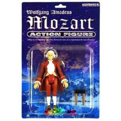 Mozart Action Figure Figures