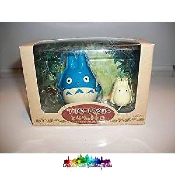 My Neighbour Totoro Studio Ghibli Japanese Import Tin Wind-Up Toy: With Following Wind Spirit