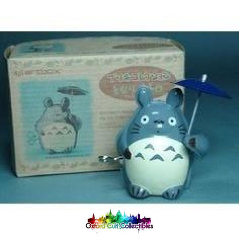 My Neighbour Totoro Studio Ghibli Wind-Up Tin Toy: With Umbrella