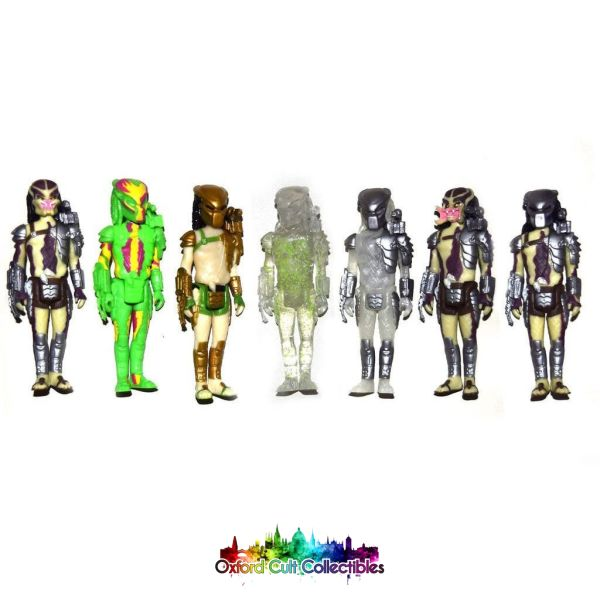 Predator Action Figure Set