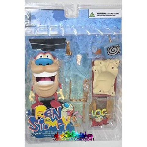 Ren And Stimpy Action Figure