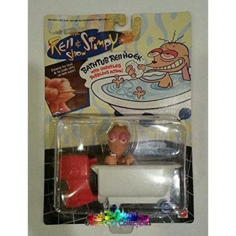 Ren And Stimpy Bathtub Hoek Action Figure
