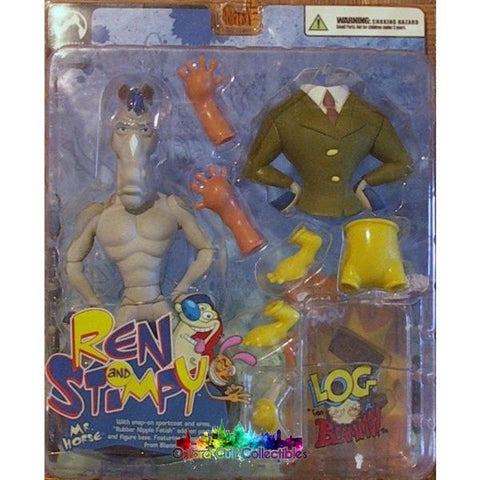 Ren And Stimpy Mr Horse Action Figure