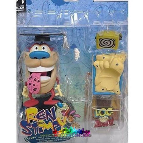 Ren And Stimpy Sickly Action Figure
