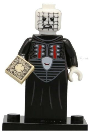 Building Blocks Horror Collection 'Hellraiser - Pinhead' minifigure
