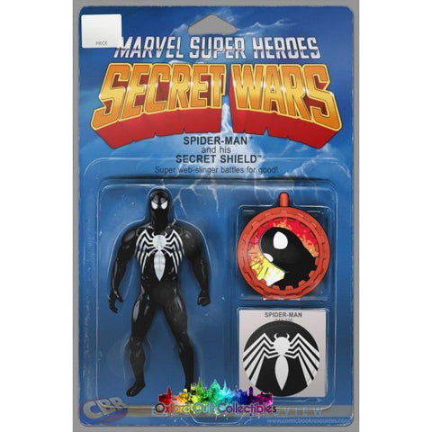 Secret Wars #1-9 Action Figure Variant Set Marvel Comics