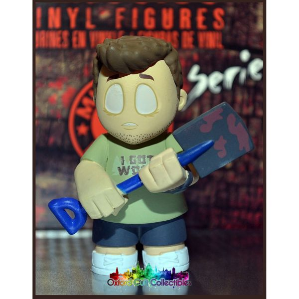 Shaun Of The Dead And Ed Cult Vinyl Figurines Mystery Mini