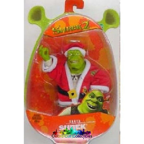 Shrek 2 Santa Action Figure Pack