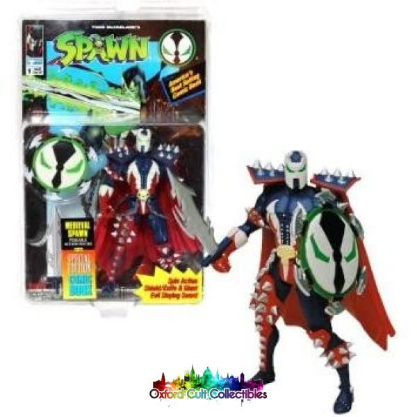 Spawn Medieval Action Figure