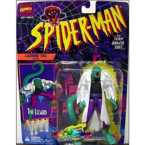 Spider-Man The Lizard Action Figure