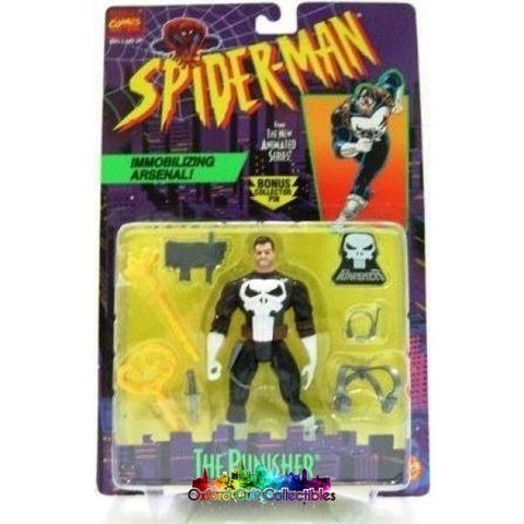 Spider-Man The Punisher Action Figure