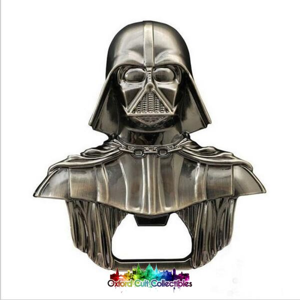 Star Wars Darth Vader Metal Bottle Opener