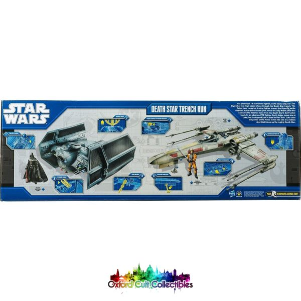 Star Wars 'Death Star Trench Run' vehicle & figure set
