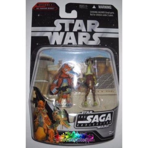 Star Wars Dud Bolt & Mars Guo Action Figure (The Saga Collection)