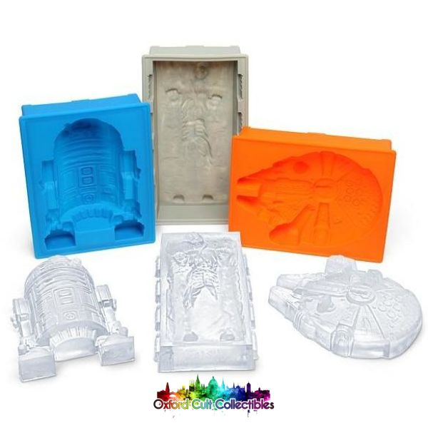 Star Wars Ice Cube Tray Set