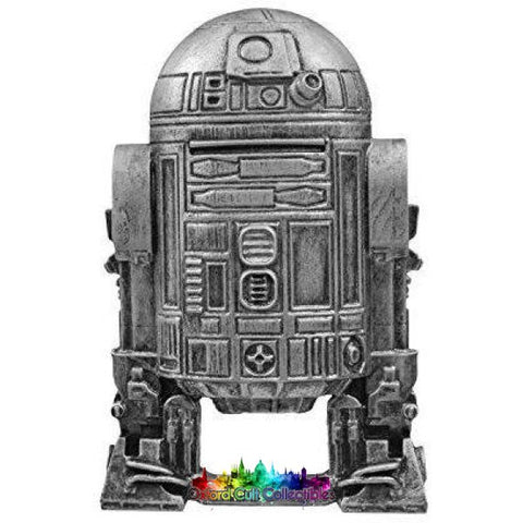 Star Wars R2 D2 Metal Bottle Opener