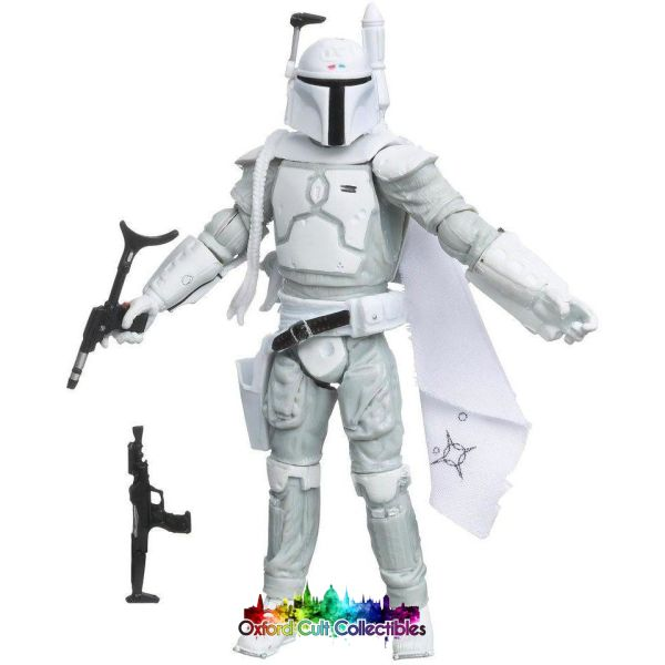 Stars Wars Mail-Away Boba Fett Prototype Armour Action Figure