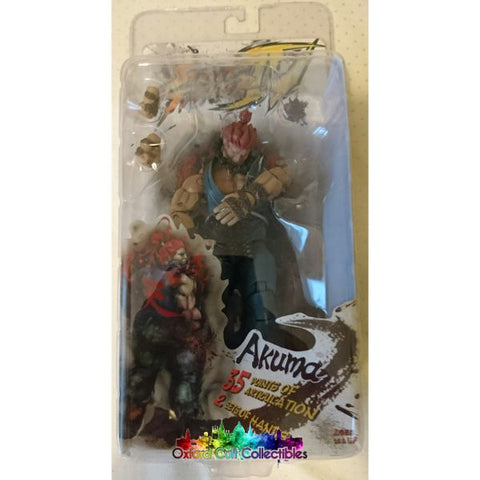Street Fighter Iv Akuma Action Figure