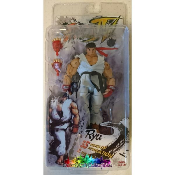 Street Fighter Iv Ryu Action Figure