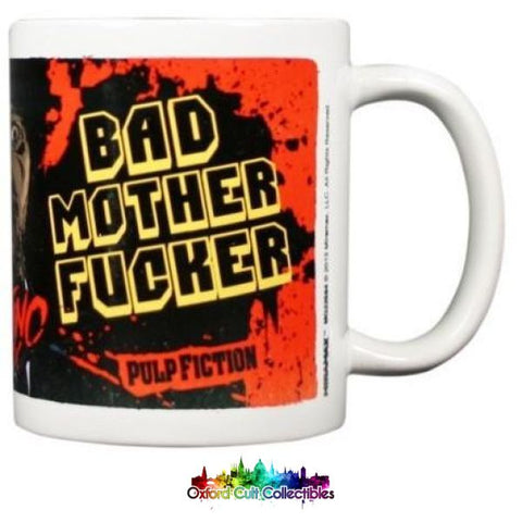 Tarantino Bad Mother Fucker Mug