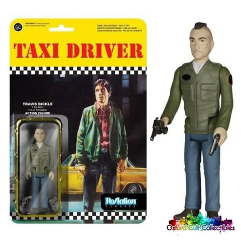 Taxi Driver Travis Bickle Action Figure