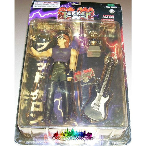 Tekken 3 Hwoarang Action Figure
