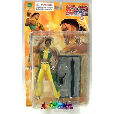 Tekken Tag Tournament Eddy Gordo Action Figure