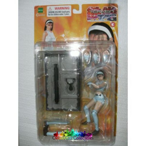 Tekken Tag Tournament Jun Kazama Action Figure