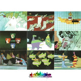 The Beatles Yellow Submarine Collector Card Set