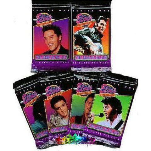 The Elvis Collection Trading Card Set Part 2
