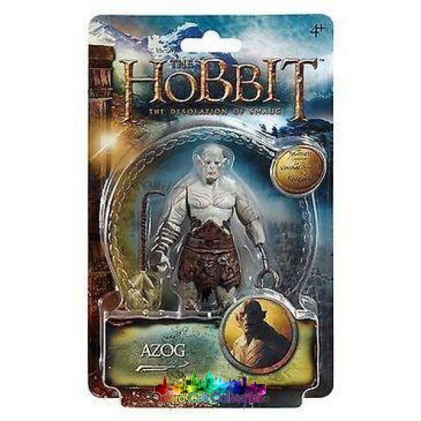 The Hobbit Azog The Defiler Action Figure (The Desolation Of Smaug)