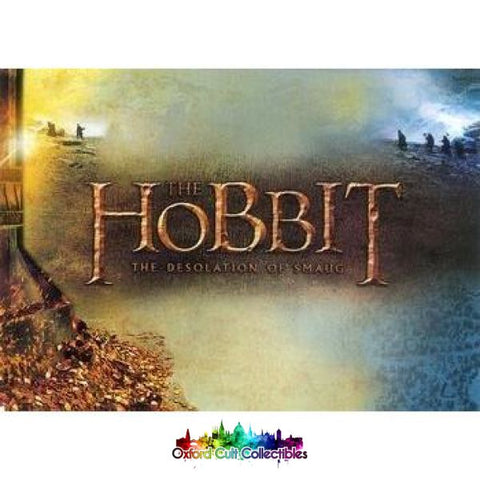 The Hobbit Desolation Of Smaug Trading Card Set