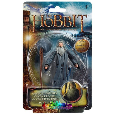 The Hobbit Gandalf The Grey Action Figure (The Desolation Of Smaug)